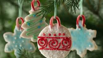 holiday cookie ornaments recipe from betty crocker