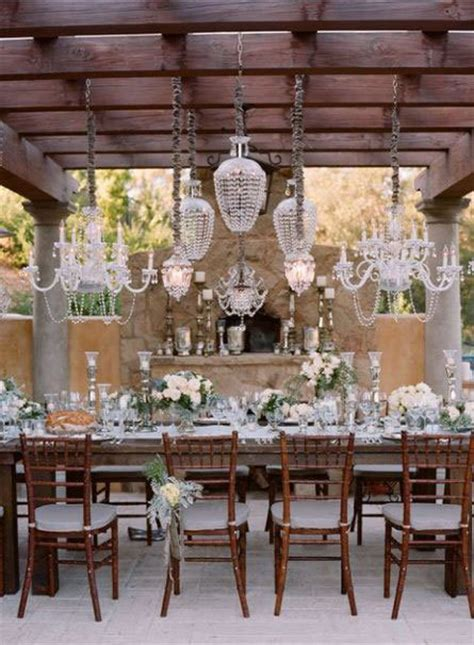 inspiration board chandeliers sacramento golf weddings
