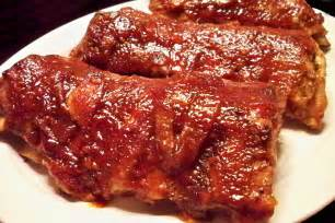 BBQ Barbecue Ribs