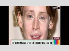 Macaulay culkin is dead, a fake YouTube