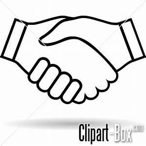 Handshake Picture Clip Art (74+)