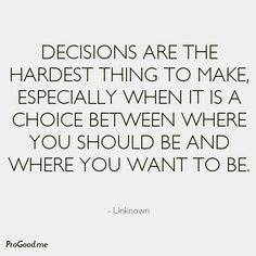 1000+ Life Decision Quotes on Pinterest | Life Decisions ...