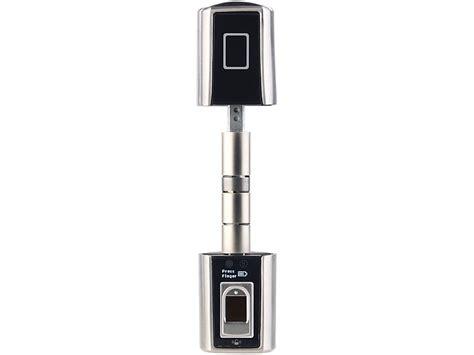 schloss mit fingerabdruck visortech fingerabdruck schloss elektronischer t 252 r schlie 223 zylinder mit fingerprint scanner
