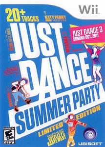 Just Dance: Summer Party Box Shot for Wii - GameFAQs
