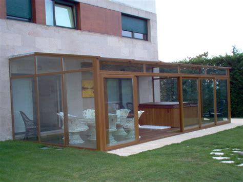 Como Cerrar Un Porche. Free Cerrar Terraza Balcones Porches ...