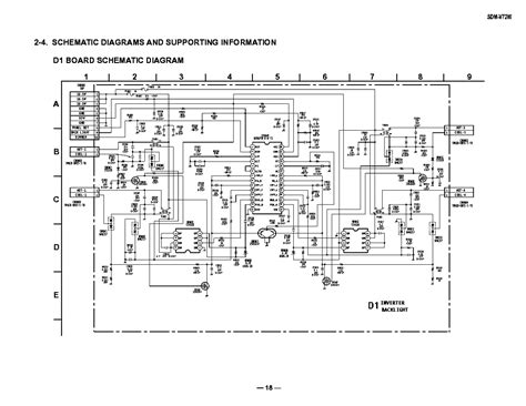 lcd inverter schematic wiring diagrams image free