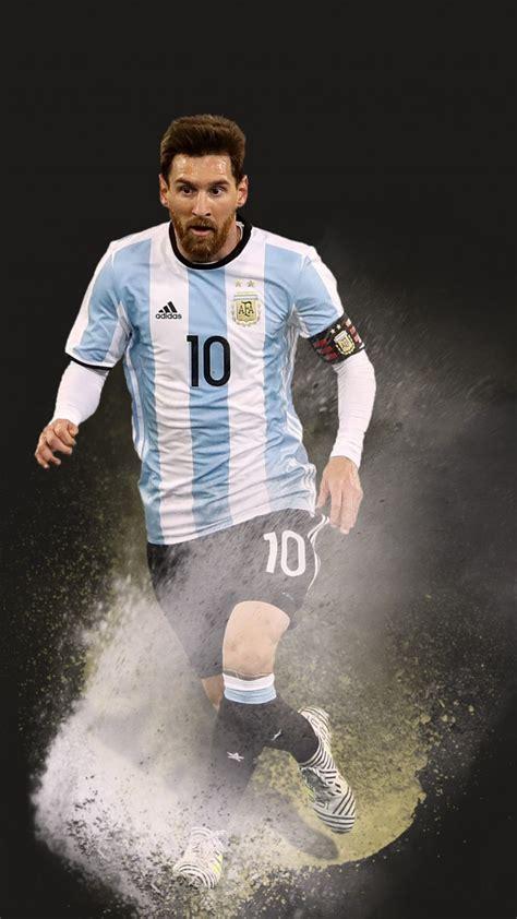 wallpaper lionel messi soccer football  sport