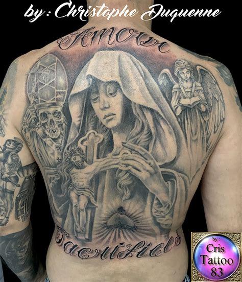 Tatouage Dos Homme Cristattoo83