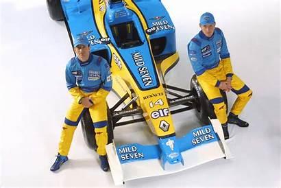 F1 2002 Formula Renault Launches Mild Seven