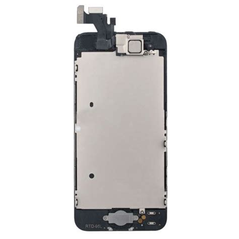 iphone 5 lcd screen iphone 5 lcd screen assembly with home button black