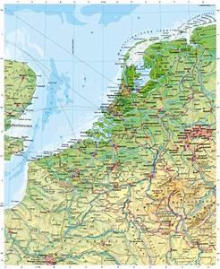 Deutschland Physische Karte : diercke weltatlas kartenansicht niederlande belgien luxemburg physische karte 978 3 14 ~ Watch28wear.com Haus und Dekorationen
