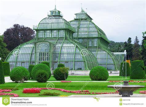Botanischer Garten Von Wien Stockfoto  Bild Von Platz