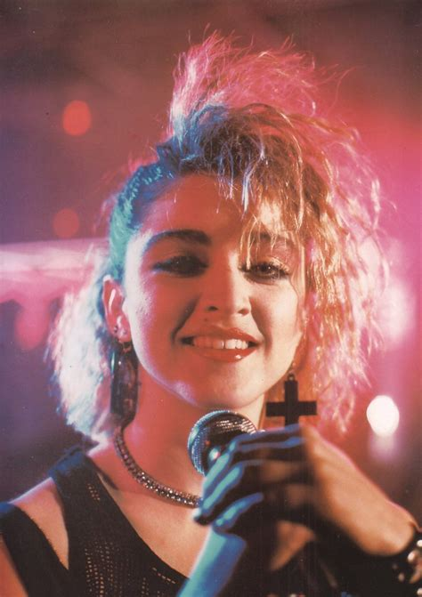 vision quest crazy   madonna cameo mad eyes