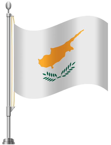 Library of cyprus flag image png files Clipart Art 2019