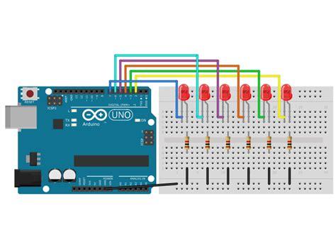 Arduino Luces Ritmicas Codigo Electronica