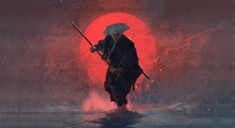 picture  artist nadia ahmed visualizes joakims samurai