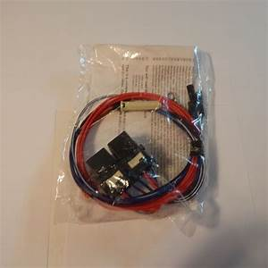 Headlight Headlamp Wiring Harness Relay Kit 117