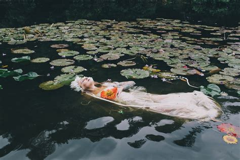 ophelia  ink eclection photography
