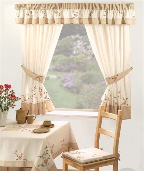 cortinas  la cocina imagenes  fotos