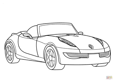Kleurplaat Auto 39 by Aston Martin Coloring Pages At Getcolorings Free