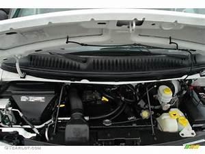 2003 Dodge Ram Van 1500 Cargo 3 9 Liter Ohv 12