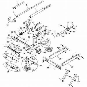 Front Arm Assemblies - 4500 Series Hd - Parts