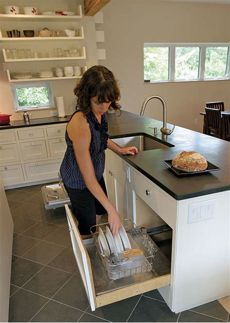 dish rack   drawer fine homebuilding