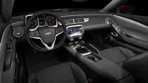 2017 Chevrolet Camaro 1SS Interior