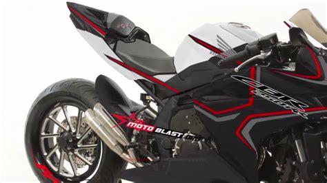 Honda Cbr250rr 2019 by New Honda Cbr250rr 2019 Black Line Version Cbr250rr