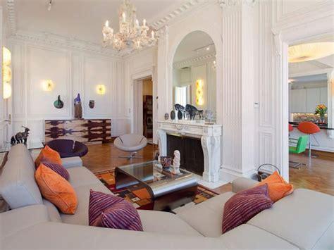 Art Deco Home Interior Design Idea
