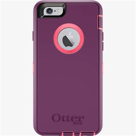 otterboxes for iphone 6 otterbox defender series for iphone 6 verizon wireless