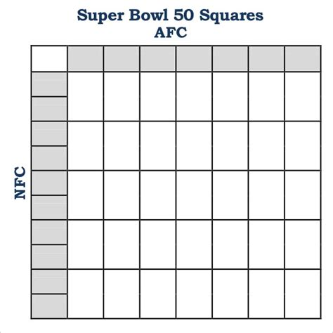bowl squares template excel bowl football pool template invitation template