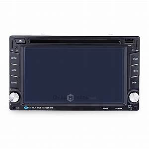 Dropshipping For 6202b 6 2 Inch Bluetooth V3 0 Car Stereo Touch Screen Dvd Player Gps Navigation