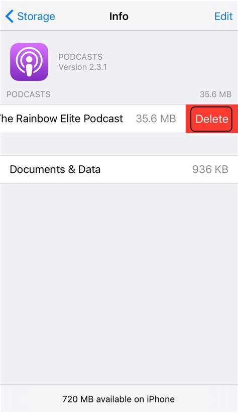 how to delete podcasts from iphone how to delete podcasts from iphone leawo tutorial center