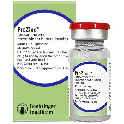 insulin for cats prozinc cat insulin 1800petmeds