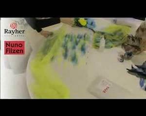 Rayher Paletten Gmbh : feutrage nuno youtube ~ Markanthonyermac.com Haus und Dekorationen