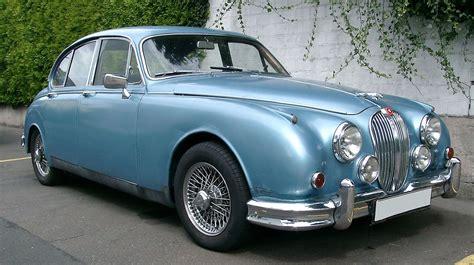 Jaguar Mark II - Wikipedia