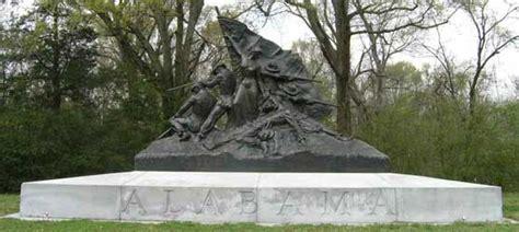 alabama memorial vicksburg national military park