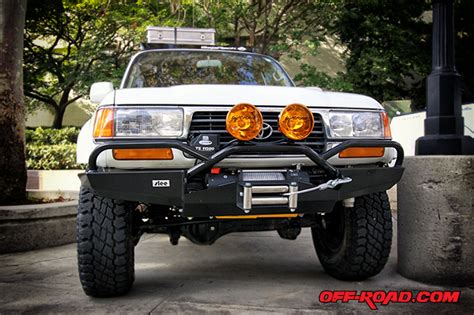 Slee Offroad by Slee Off Road Land Cruiser Bumper Review Off Road
