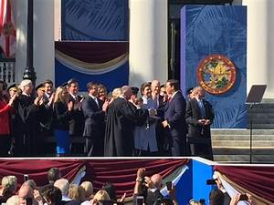 Ron DeSantis sworn in as Florida's 46th Governor | Depend ...