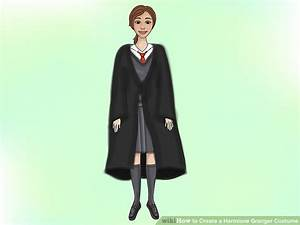 How to Create a Hermione Granger Costume 13 Steps (with Pictures)