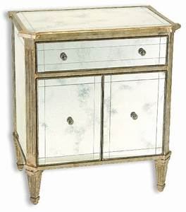 13 Best images about Nightstands on Pinterest Mirrored
