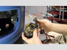 VW MK5 GTI HID Fog Light DIY Install by USP Motorsports