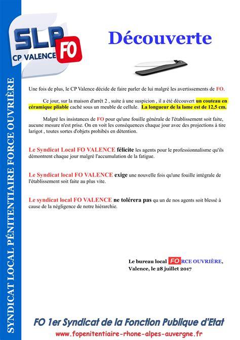 Bureau De Change Valence - cp valence découverte d un couteau en céramique fo