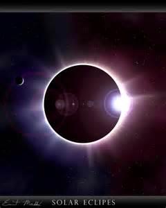 Solar Eclipse Art Work