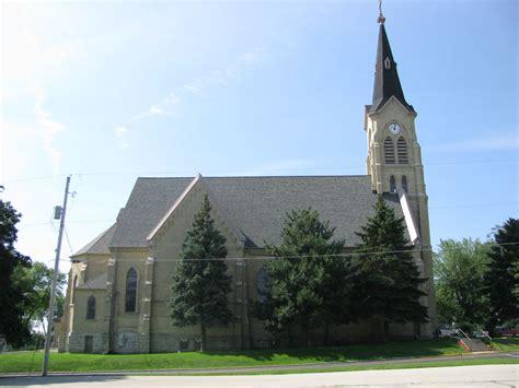 landmarkhuntercom st lawrence catholic church