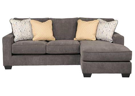 chaise designe hodan marble sofa chaise signature design by