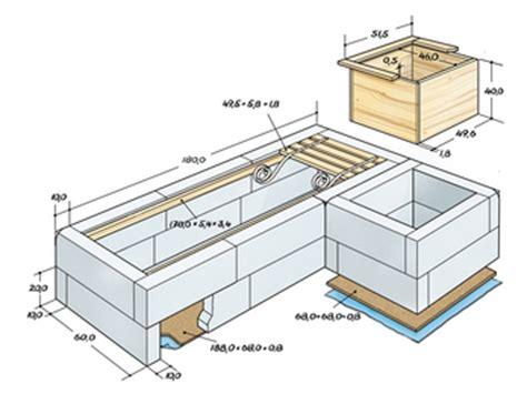 Hochbank Selber Bauen by Sitzecke Selber Bauen Selber Machen Heimwerkermagazin