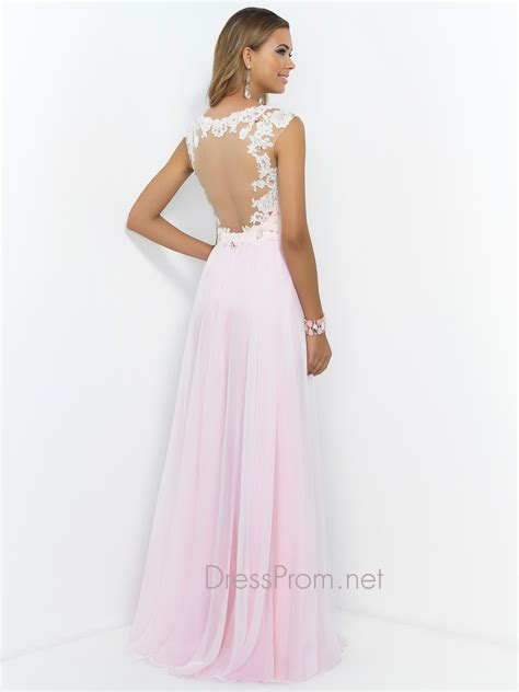 light pink prom dress robes de mariee prom dresses by blush