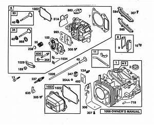 Intek Twin Ohv Engine Parts  Intek  Free Engine Image For
